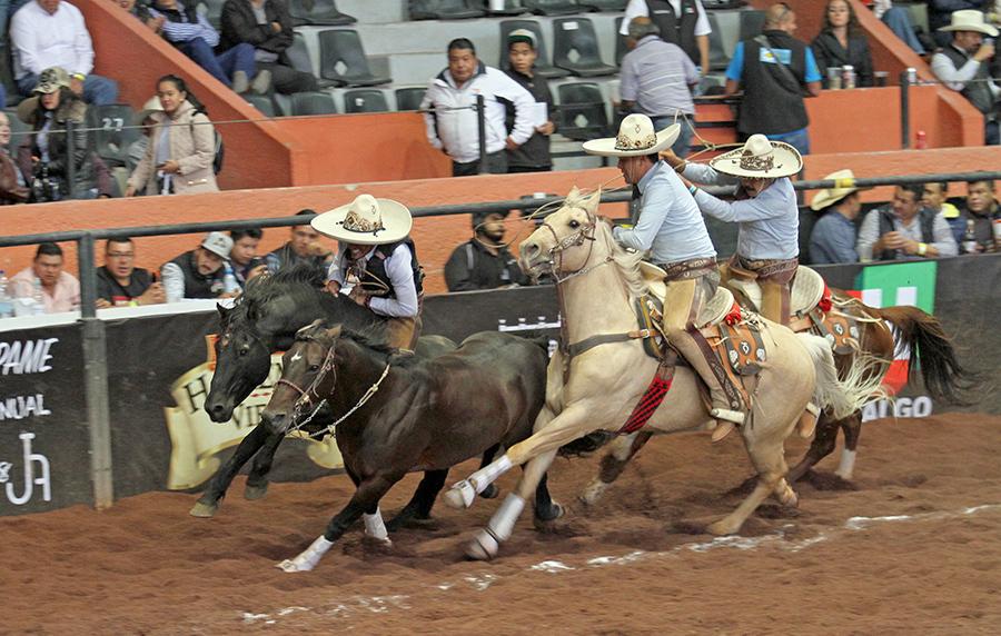 Alejandro Estrada cerró la cuenta de Dorados de California con el paso de la muerte de 22 puntos