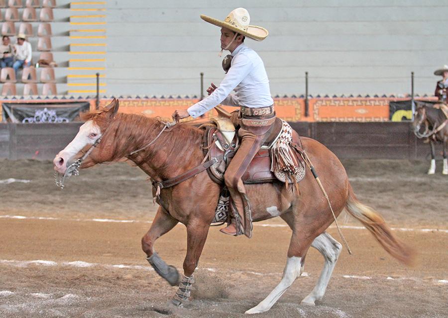 """El calador de Rancho San José """"B"""", Mauricio Ríos, destacó con labor de 41 unidades"""